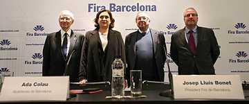 Fira de Barcelona encadena resultados récord por cuarto año consecutivo