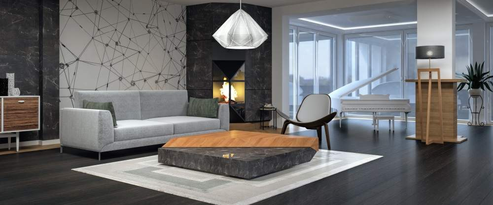 As son las ltimas tendencias en decoraci n de interiores seg n los gur s del dise o - Ultimas tendencias en decoracion de interiores ...