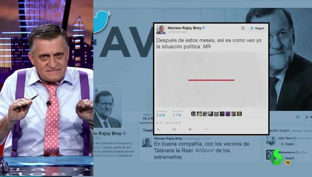 ¿Qué pinta la línea roja de Rajoy?