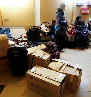 Inditex lleva la situación de los refugiados a la universidad