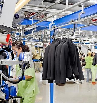 Inditex impulsa la calidad de los proveedores textiles en el mundo