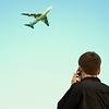 Aviones que vuelan con plantas: el bioqueroseno de Repsol - 100x100