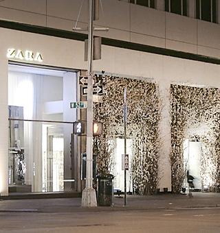 Zara conquista el SoHo de Nueva York - 320x340