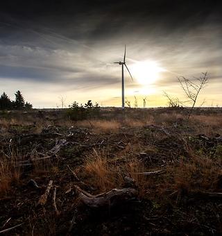 Acciona suma un nuevo proyecto eólico en Estados Unidos