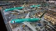 El ala plegable del Boeing 777X, el secreto del avión bimotor más grande
