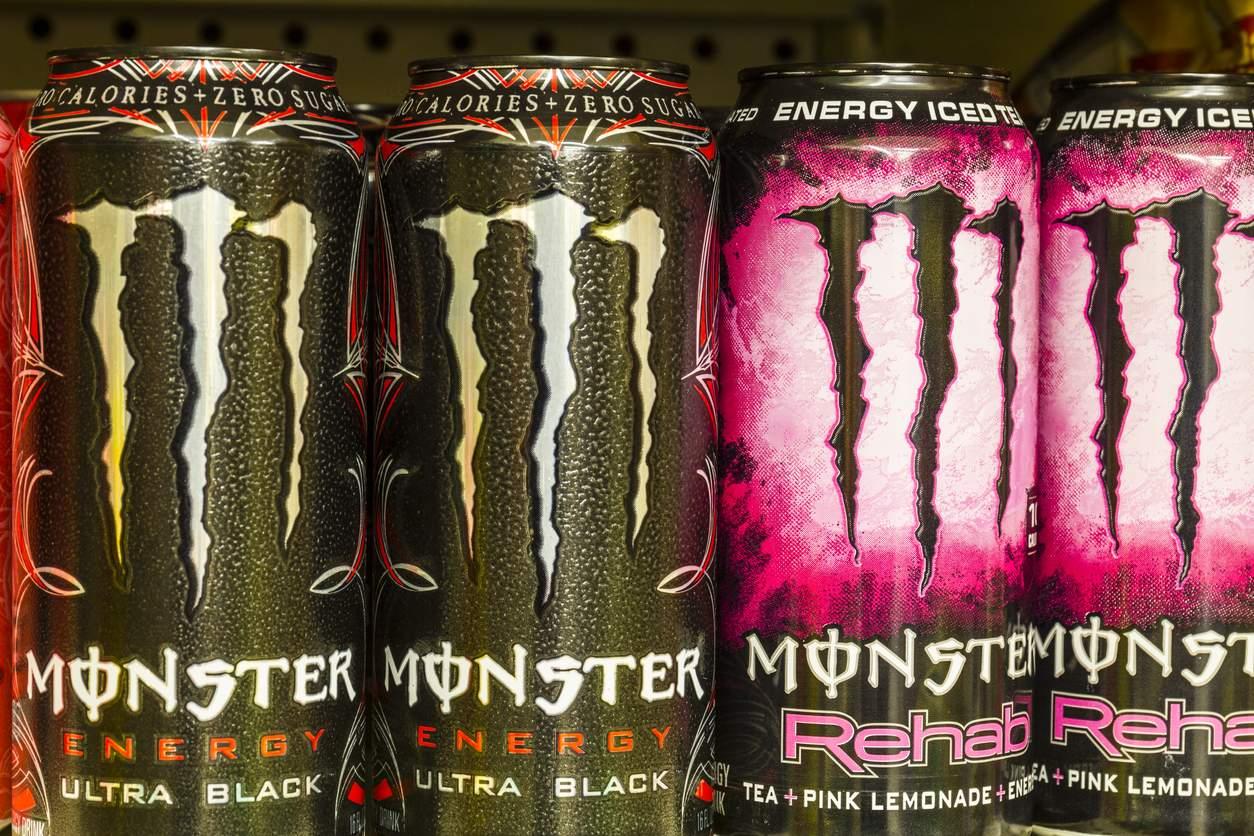 Las bebidas energéticas de Monster baten a Apple y Amazon desde el 2000 con una revalorización del 66.000% en bolsa