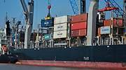 Marzo, el mes con mayor movimiento de carga en el puerto de Barranquilla