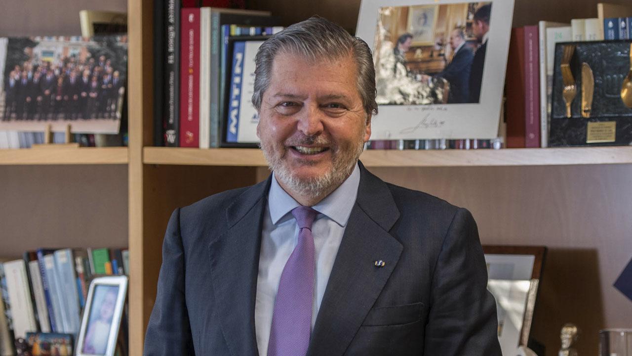 El ministro de Educación, Íñigo Méndez de Vigo, próximo invitado en El Ágora de elEconomista