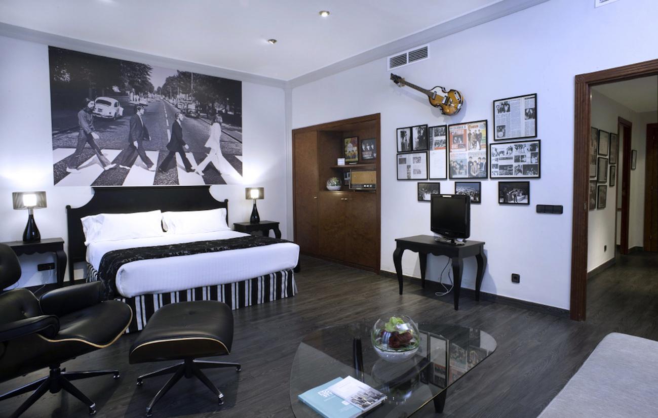 Dormir donde durmieron los Beatles hace medio siglo
