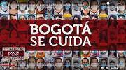 Proponen medidas más estrictas para mitigar tercera ola de covid en Bogotá