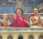 Rita Barberá, al caloret del lujo