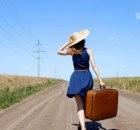 Viajar solo está de moda - 140x130
