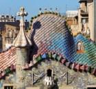 Dormir en la casa de Gaudí