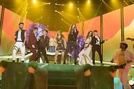 Todo el grupo cantó 'País Tropical' de Ivete Sangalo - 195x130