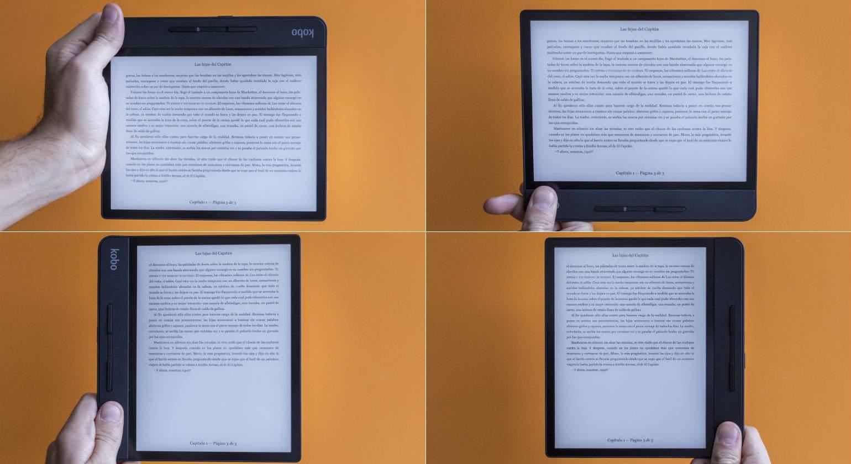 Kobo Forma, una alternativa al Kindle para los devoradores