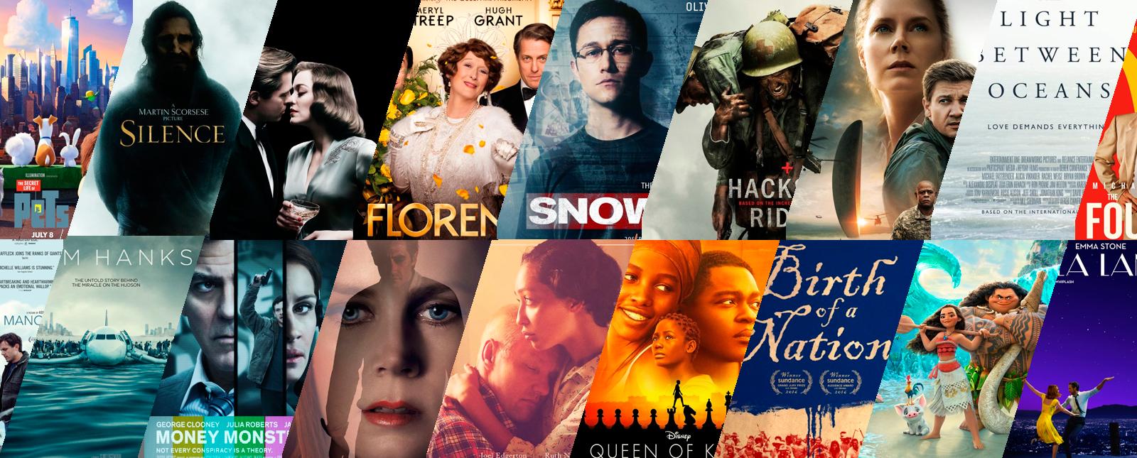 Oscars 2017 Nominaciones