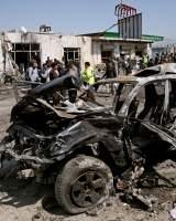 Al menos 29 muertos y 54 heridos en un atentado suicida al oeste de Kabul durante una celebración