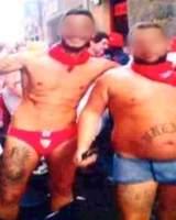 Tres miembros de La Manada declaran por presuntos abusos sexuales a una joven en Pozoblanco