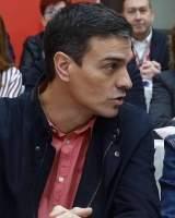 Pedro Sánchez llama al PSOE a unirse a los paros feministas