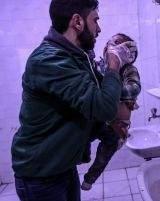 Nuevos bombardeos en la región siria de Guta Oriental tras la tregua aprobada por la ONU