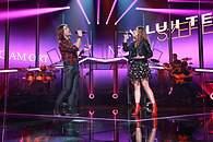 Miriam y Javian cantaron 'Te quiero, te quiero' - 195x130