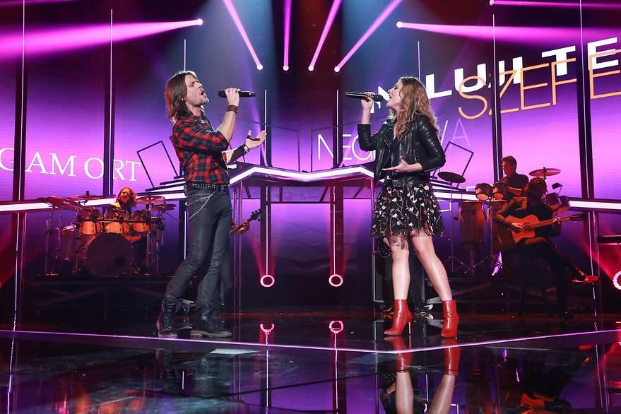 Miriam y Javian cantaron 'Te quiero, te quiero' - 880x