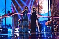 Nuria Fergó y Mireya cantan 'Noches de bohemia' - 195x130