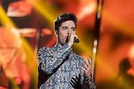 Roi cantando 'La llamada', de Leiva - 195x130