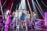 Aitana cantó en la Gala 7 'New Rules' de Dua Lipa - 195x130
