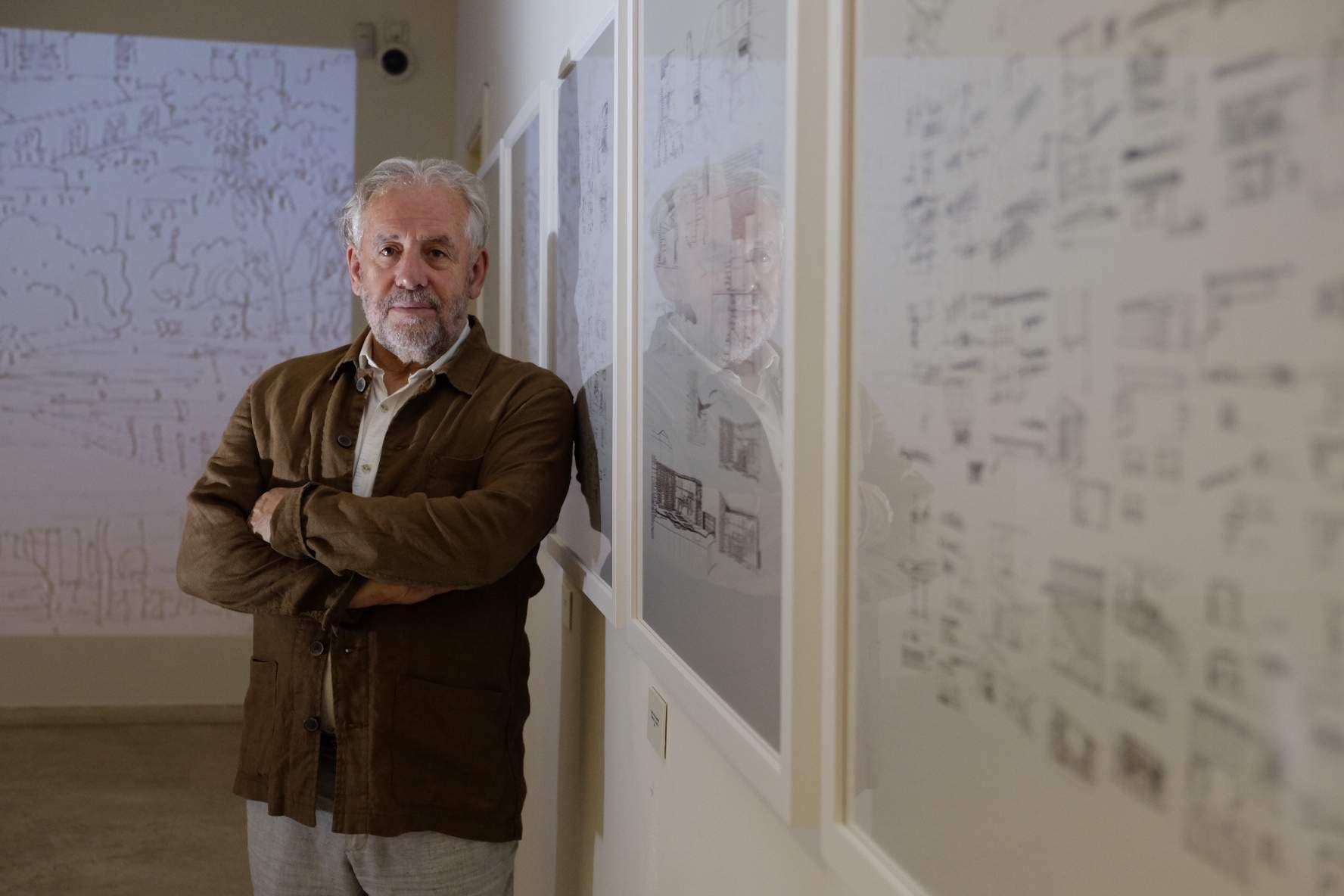 Roberto valle la arquitectura es una experiencia for Serna v portales