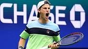 Diego Peque Schwartzman, el argentino que quiere hacer historia en el Masters de los gigantes del tenis