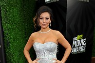 Jwoww, de Jersey Shore, en los MTV Movie Awards - 195x130