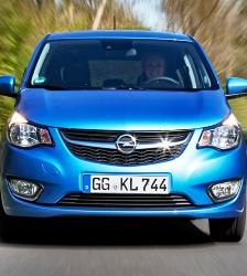 Opel Karl 1.0 75 CV: ante todo un coche práctico