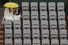 Suspendida la jornada de Roland Garros