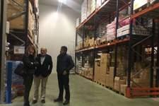 Jesan Helados y Congelados invierte 165.000 euros en sus instalaciones en Calatayud