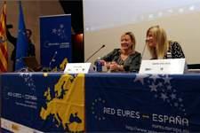 Gastón anima a fortalecer la Red Europea de Empleo