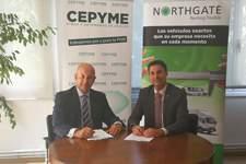 CEPYME Aragón y Northgate se unen para acercar el renting flexible a las pymes y autónomos