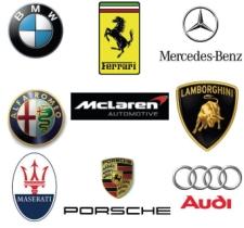 logos marca de coche: