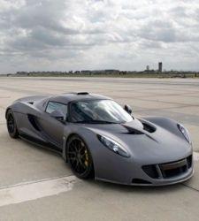El título de coche de calle más rápido del mundo cambia de dueño