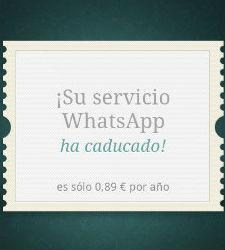 Whatsapp Comienza A Ser De Pago También Para Los Usuarios De Android