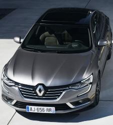 Renault Talisman: más nivel en el nuevo Laguna