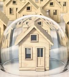 El 24,9% de las viviendas terminadas desde 2008 permanecen desocupadas