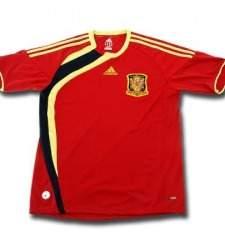 España acudió por primera vez a una Copa Confederaciones en 2009. Adidas af3a0b4ff86