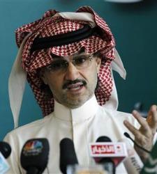 """El príncipe saudí Alwaleed: el petróleo """"nunca volverá a costar 100 dólares"""""""