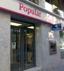 El banco popular presenta una oferta para hacerse con el for Oficinas banco popular murcia