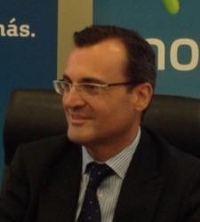 Javier Castro, director general de Telefónica en la Comunitat Valenciana. - TelefonicaJavierCastro225