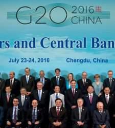 El G20 se declara preparado para lidiar con el impacto del Brexit
