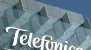 Telefónica gana el 38,5% más y reduce su dividendo en script a 0,30 euros