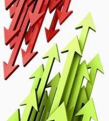Rebote para el Ibex 35, que sube cerca del 1% y supera los 11.200