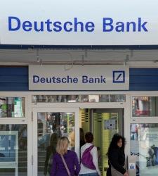 Deutsche Bank prevé pérdidas de 6.200 millones en el tercer trimestre